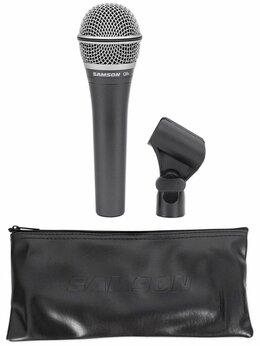 Микрофоны - Samson Q8X Микрофон вокальный динамический…, 0
