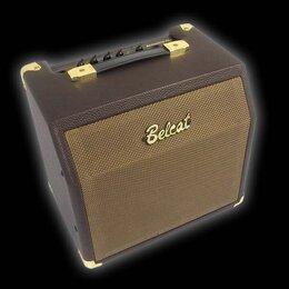 Оборудование для звукозаписывающих студий - Комбоусилитель для акустической гитары, 15Вт, с…, 0