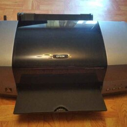 Принтеры, сканеры и МФУ - Принтер Epson Stylus photo 900, 0
