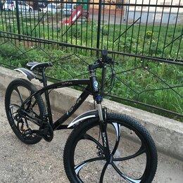 Велосипеды - Велосипед BMW на литых дисках, 0