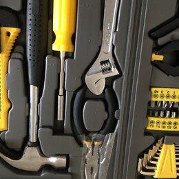 Наборы инструментов и оснастки - Набор,инструменты,новые,разные,качественные., 0