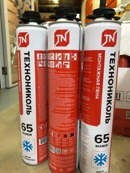 Изоляционные материалы - Монтажная пена профессиональная Технониколь 65…, 0