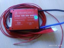 Защитная автоматика - Платы защиты литиевых батарей BMS 10s, 13S, 16S,…, 0