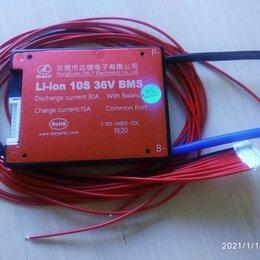 Защитная автоматика - Платы защиты литиевых батарей BMS 10s, 13S, 16S, smart, 0