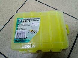 Сумки и ящики - Коробочка вб-3 для воблеров двухсторонняя, 0