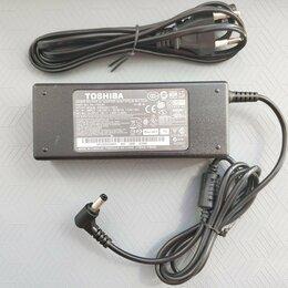 Аксессуары и запчасти для ноутбуков - Блок питания Toshiba Satellite 19V 3.95 A 75W, 0