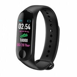 Умные часы и браслеты - Фитнес браслет Intelligence Health Bracelet M3, 0