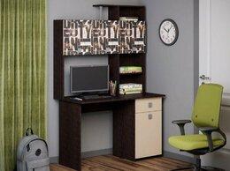 Компьютерные и письменные столы - ОС 33 (Паскаль) НМ 2 Уголок школьника венге/Браун, 0