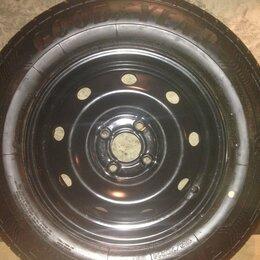 Шины, диски и комплектующие - Новые летние шины Гудиер 185/70  R14 на дисках , 0