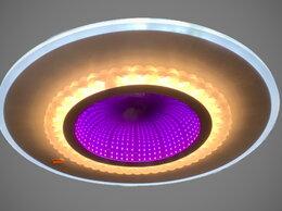 Люстры и потолочные светильники - Светильник LED потолочный 19702/500 114 W с ПДУ, 0