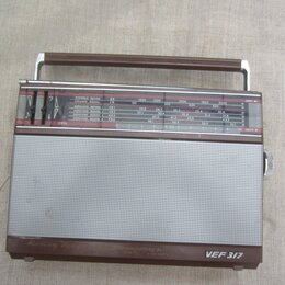 Радиоприемники - Радиоприёмник ВЭФ-317, 0