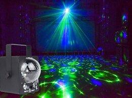 Уличное освещение - Проектор Led-Laser, 0