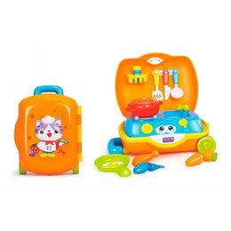 Игровые наборы и фигурки - Новый Игровой набор повар в чемоданчике ABC, 0