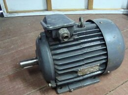 Производственно-техническое оборудование - Электродвигатель трехфазный аир-100L4, 0