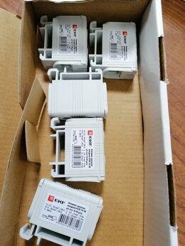 Товары для электромонтажа - Клемма силовая проходная plc-kvs-16-50-gray, 0