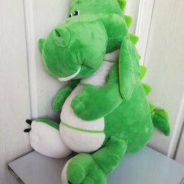 Мягкие игрушки - Дракончик Гоша мягкая игрушка 55 см, 0