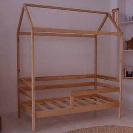 Кроватки - Кровать - домик натуральный Инканто Dream Home…, 0