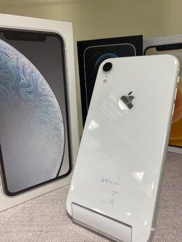 Мобильные телефоны - iPhone XR White 256gb б/у Ростест, 0