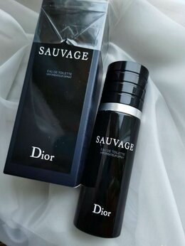 Парфюмерия - Dior Sauvage New, 0