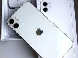 Мобильные телефоны - Новый iPhone 11 с полным комплектом 128 Gb Ростест, 0