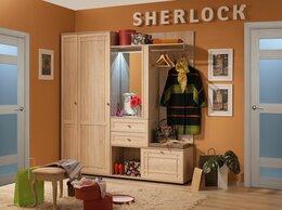 Шкафы, стенки, гарнитуры - Прихожая Sherlock (Шерлок), Дуб Сонома.…, 0