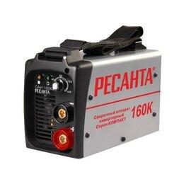 Сварочные аппараты - Сварочный инвертор Ресанта саи 160К (Новый), 0