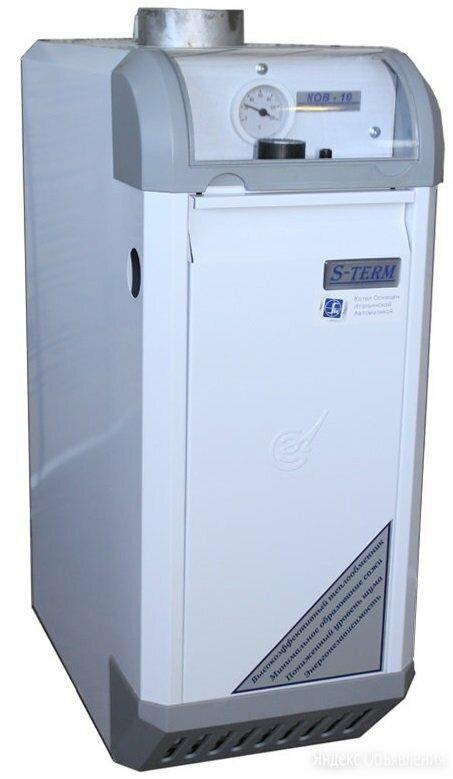 Газовый котёл Сигнал КОВ-10 СКс S-TERM, новый по цене 18343₽ - Отопительные котлы, фото 0