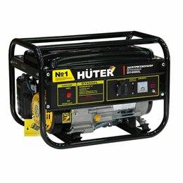 Матрасы - Генератор бензиновый HUTER DY4000L, 0