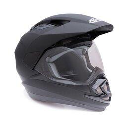 Спортивная защита - Кроссовый шлем GSB XP - 14 A BLACK MATT, 0