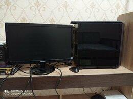 Настольные компьютеры - Компьютер на Ryzen 3400G с монитором, 0