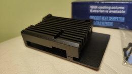 Корпуса - Корпус для Raspberry Pi 4 Алюминиевый, 0