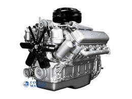 Двигатель и комплектующие - Двигатель 238М2, 0