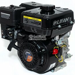 Двигатели - Двигатель LIFAN (Лифан) 170F - T D20, 0