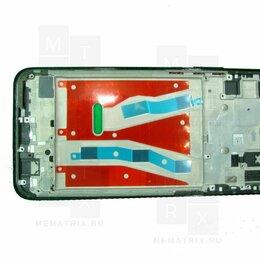 Проекторы - Рамка дисплея для Huawei P Smart Z / Honor 9X / 9X Premium Черная, 0