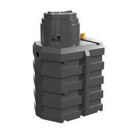 Септики - Емкость пластиковая  для канализации 1,5 куба, 0