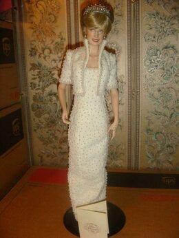 Куклы и пупсы - Кукла Принцесса Диана фарфоровая в платье Elvis…, 0