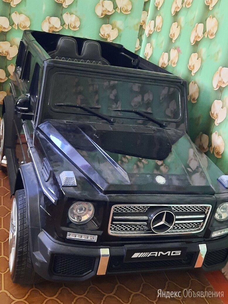 Электромобиль Mercedes  G65  детский по цене 17000₽ - Электромобили, фото 0