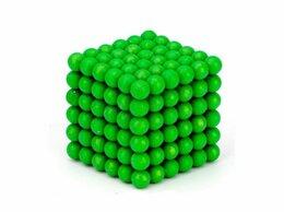 Головоломки - Светящиеся в темноте  магнитные шарики, 0