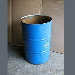 Бочки - Бочка б/у мытая стальная 200 л , 0