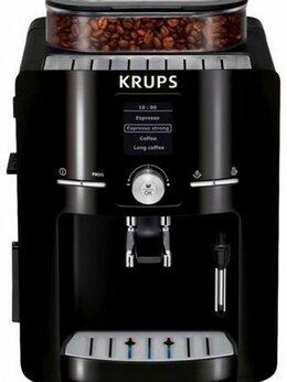 Кофеварки и кофемашины - Кофемашина Krups EA8250, 0