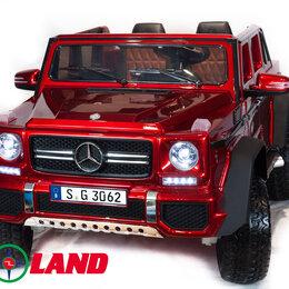 Машинки и техника - Детский электромобиль, 0