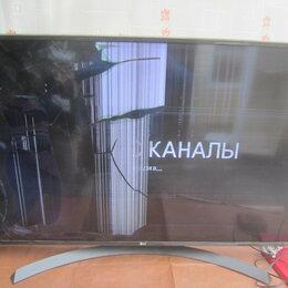 Телевизоры - Телевизор LG 49UJ634V  06. 2018 года, 0
