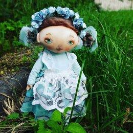 Куклы и пупсы - Текстильная кукла ручной работы, 0