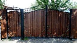 Заборы и ворота - Ворота калитки , 0