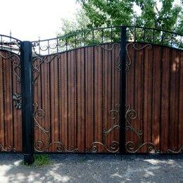 Заборы, ворота и элементы - Ворота калитки , 0