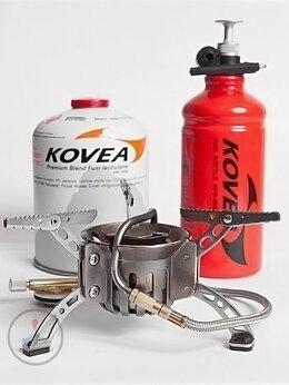 Туристические горелки и плитки - Горелка мультитопливная Kovea (газ-бензин)…, 0