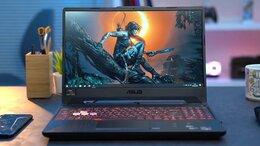 Ноутбуки - Новый Asus TUF i5-10300H\16Gb\SSD512Gb\GTX1650Ti, 0