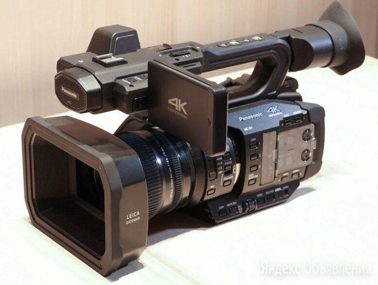 Видео камера РANASONIC НC-Х1 по цене 190000₽ - Видеокамеры, фото 0