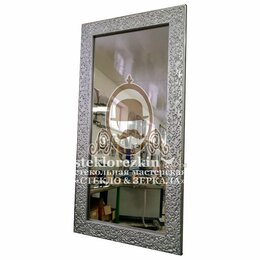 Зеркала - Зеркало ©️ №125 в рельефной багетной раме, 0