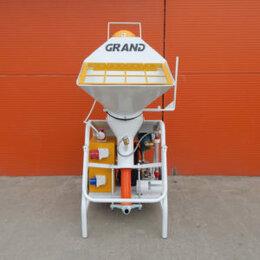 Инструменты для нанесения строительных смесей - Штукатурная Станция Grand (Alfa) (220/380V)…, 0